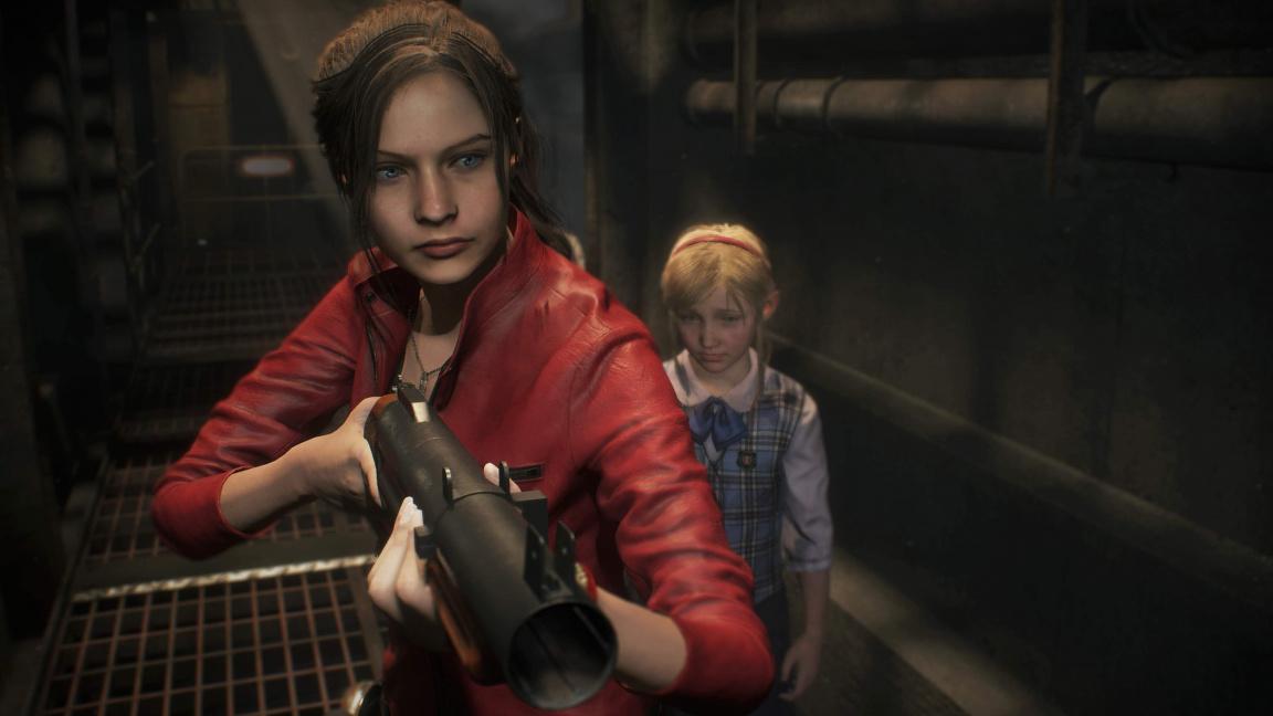 Netflix údajně chystá seriálový Resident Evil