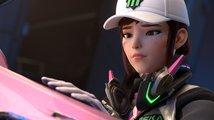 Dalšímu výbornému animáku z Overwatch vévodí odhodlaná D.Va