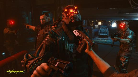 Viděli jsme hodinu z Cyberpunku 2077 a chceme víc
