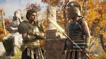 Trumfem Assassin's Creed Odyssey je svoboda v boji, rozhovorech i lásce