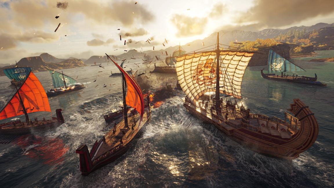 Assassin's Creed Odyssey k robustnímu season passu přihodí i remaster třetího dílu