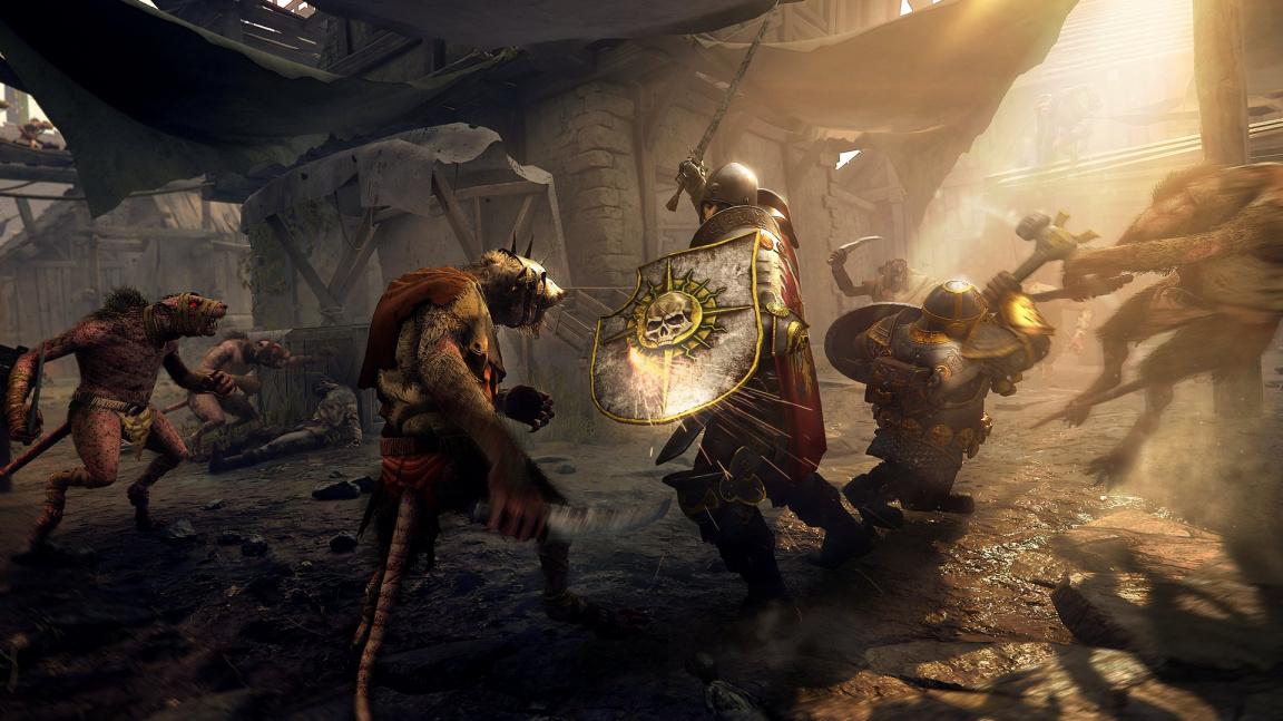 Ve Warhammeru: Vermintide 2 si brzy zahrajete za skaveny