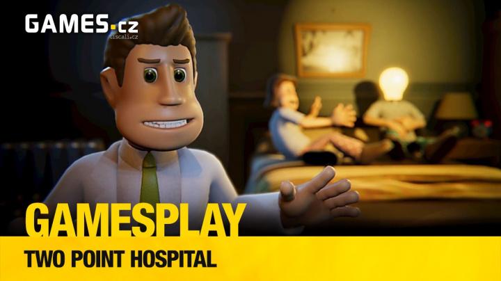 GamesPlay - zabíjíme pacienty v povedené Two Point Hospital
