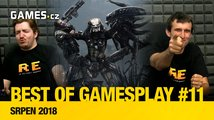 Best of GamesPlay #11 – srpen