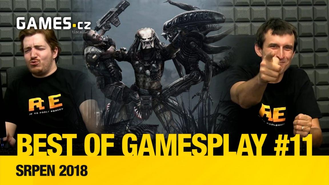 Best of GamesPlay #11 – srpen