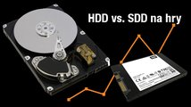 SSD versus HDD na hry. Vyplatí se připlatit? - test