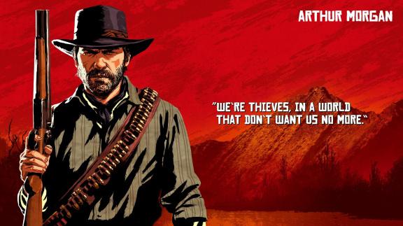 """Red Dead Redemption II představuje dvě desítky """"hrdinů"""" včetně Johna Marstona"""