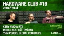 Hardware Club #16: Zdražování
