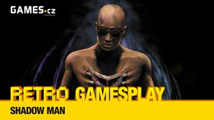 Retro GamesPlay - Shadow Man + Extra Round - Seek & Destroy