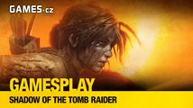 GamesPlay - hrajeme Shadow of the Tomb Raider