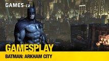 Čtenářský GamesPlay – chráníme Gotham v Batman: Arkham City