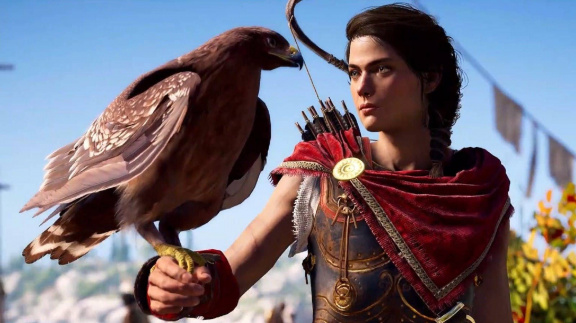 Assassin's Creed Odyssey – recenze