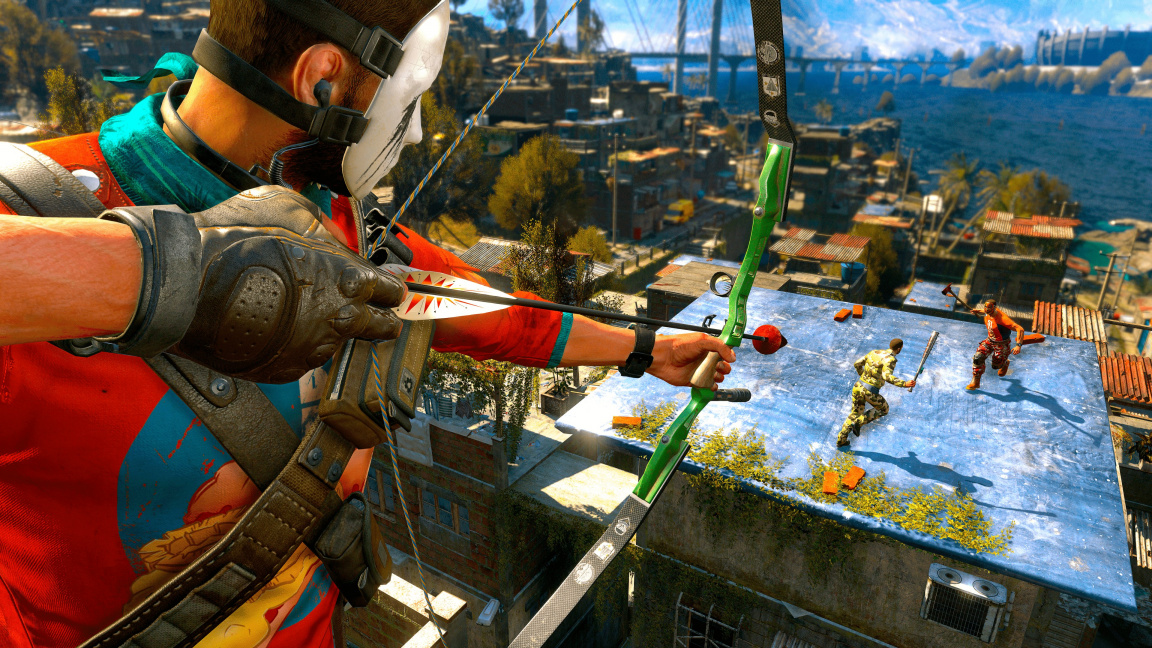 Zombie battle royale Dying Light: Bad Blood spouští early access