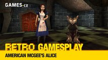 Retro GamesPlay - American McGee's Alice + Extra Round - Secret Agent