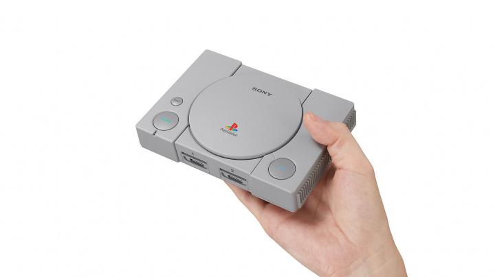 Sony vydá svou první retro konzoli PlayStation Classic s 20 hrami