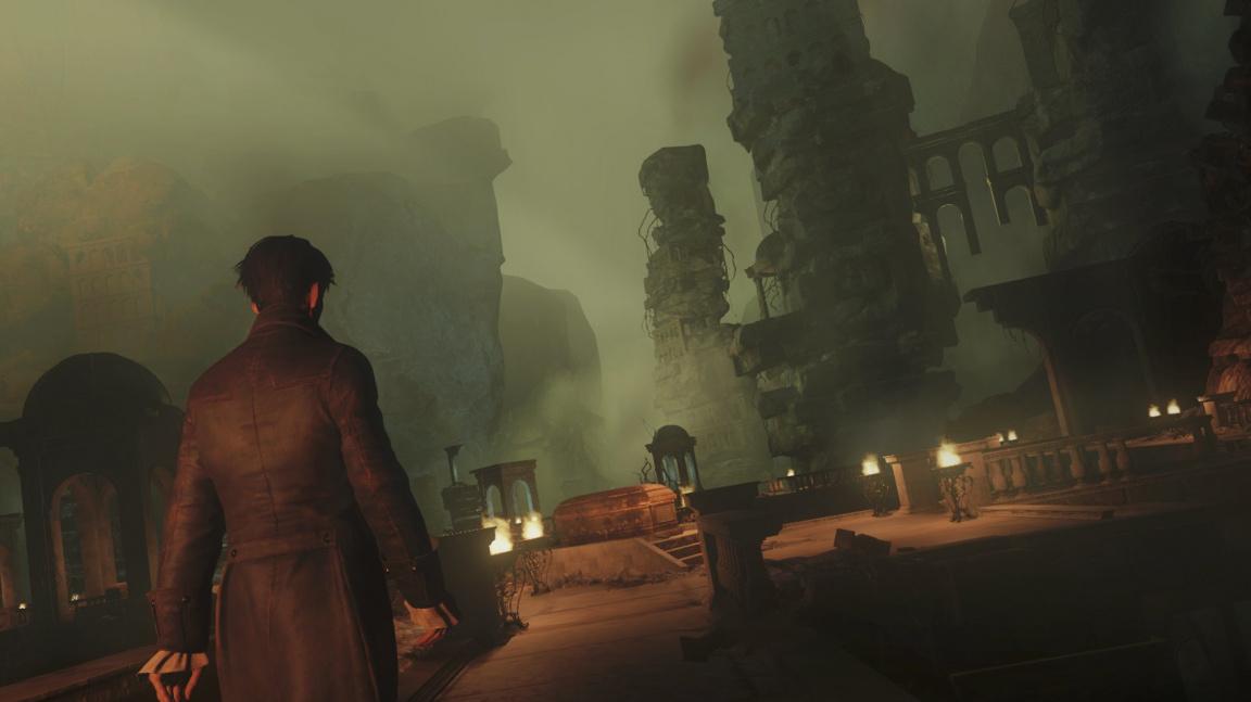 Ve vývoji je další RPG ze světa Vampire: The Masquerade