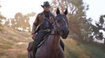 Launch trailer na Red Dead Redemption 2 je krátký, instalace bude dlouhá