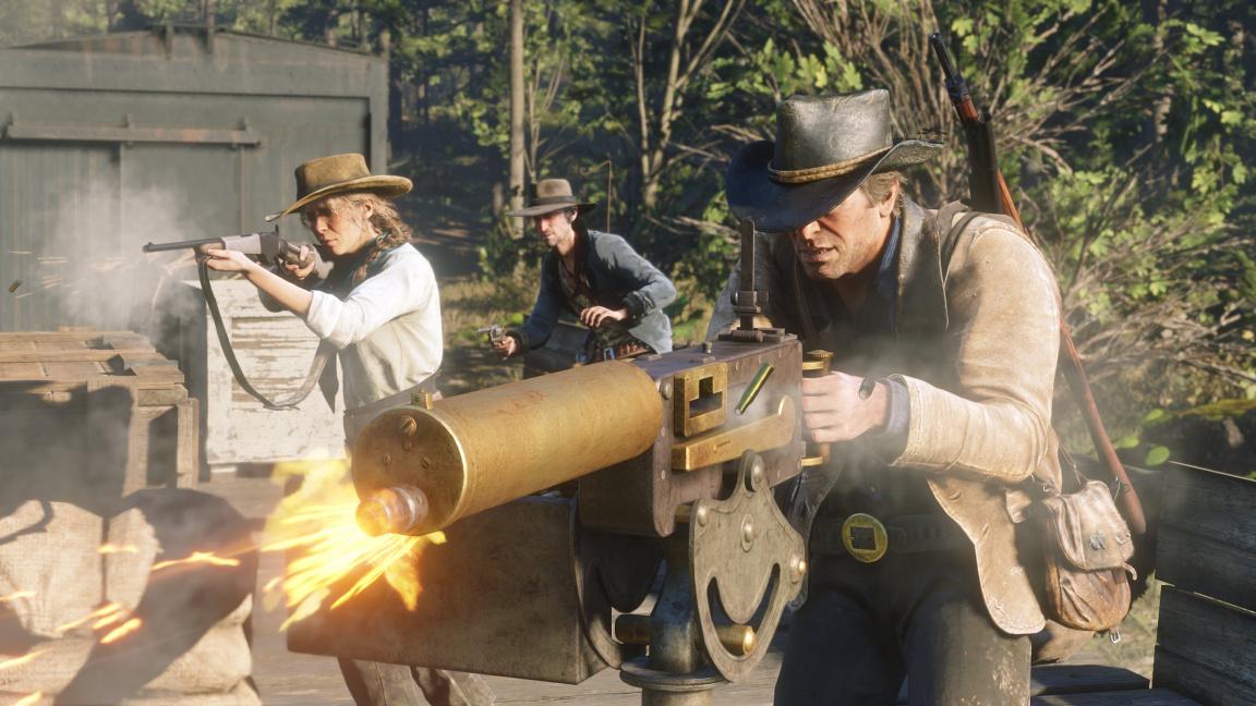 Chystá se PC verze Red Dead Redemption 2? Mobilní aplikace napovídá, že ano
