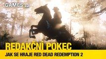 Redakční pokec – Red Dead Redemption 2