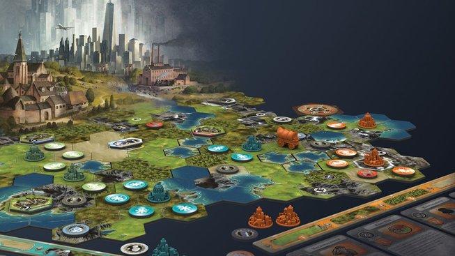 Civilization: Nový úsvit - soutěž