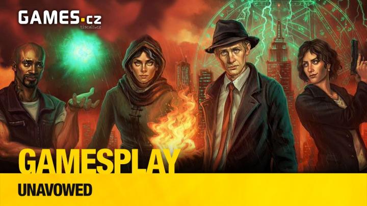GamesPlay – hrajeme démonický thriller Unavowed