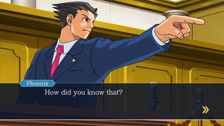 Simulátor soudních sporů Phoenix Wright vyjde na PC