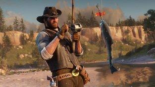 V Red Dead Redemption nebudete kořist jen stopovat, ale i chytat na udičku. I z pohledu první osoby