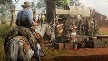 Red Dead Redemption 2 se chlubí 60 hodinami příběhové kampaně