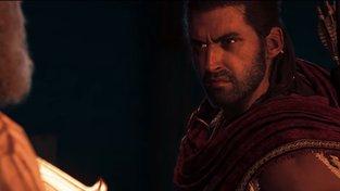 Bohové hrdinovi Assassin's Creed Odyssey přisoudili nudu. On se vzbouřil