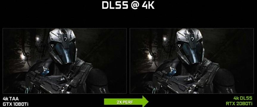 Nvidia DLSS