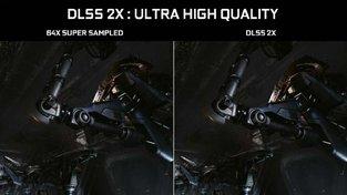 Nvidia DLSS 2X