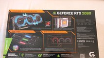 Unboxing Gigabyte Geforce RTX 2080 Gaming OC