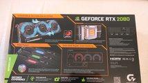 Unboxing Gigabyte Geforce RTX 2080 Gaming OC