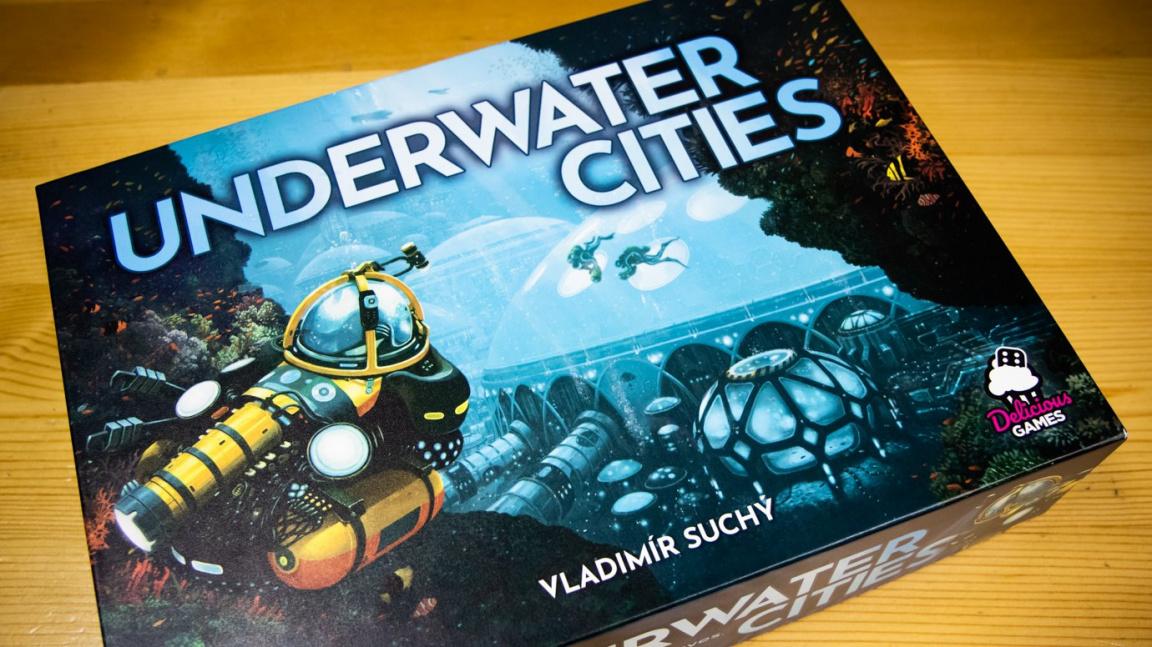 Underwater Cities – první dojmy z nové české strategie