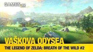 Vaškova odysea - The Legend of Zelda: Breath of the Wild #2