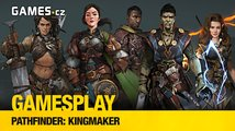 GamesPlay – hrajeme obří RPG Pathfinder: Kingmaker