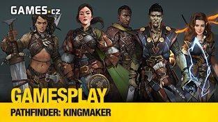 GamesPlay - Pathfinder: Kingmaker