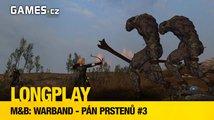 LongPlay – Warband – Pán prstenů #3: Válka o Prsten začala
