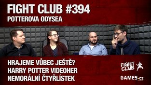Fight Club #394: Potterova odysea