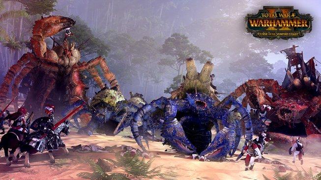 Total War: Warhammer II - Curse of the Vampire Coast