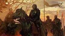 Královna Meve v Thronebreaker: The Witcher Tales zachraňuje elfy i hořící domy