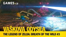 Vaškova odysea #3 - vyhrajte krabicovou verzi The Legend of Zelda: Breath of the Wild