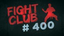 Přijďte zítra na slavnostní Fight Club #400