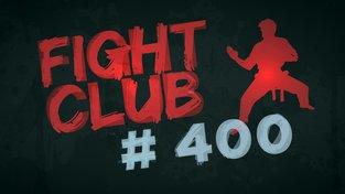 Přijďte si s námi popovídat na slavnostní Fight Club #400