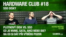 Hardware Club #18: SSD disky