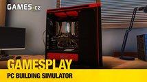 GamesPlay – stavíme počítače v PC Building Simulator
