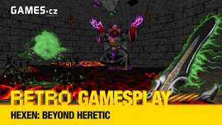 Retro GamesPlay - Hexen + Extra Round - Arcade Pool