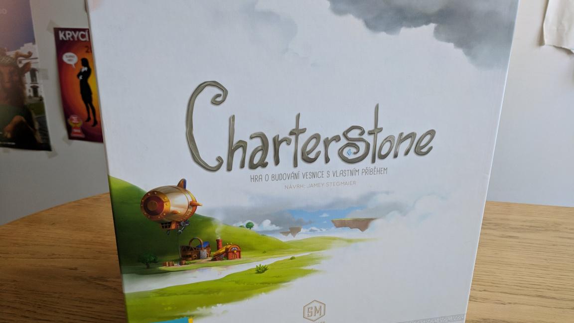 Jak se hraje ve dvou: legacy deskovka Charterstone