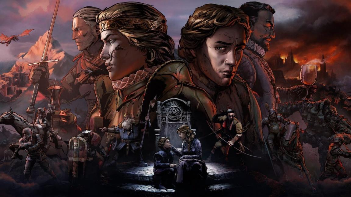 Thronebreaker: The Witcher Tales – recenze