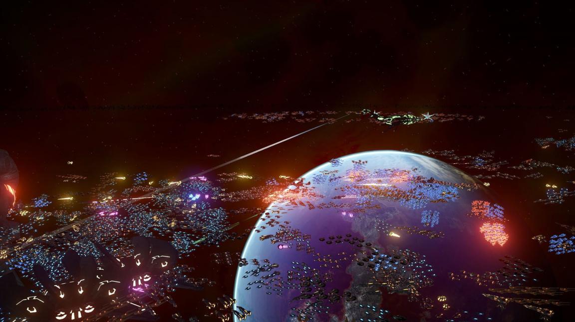 Nažhavte mozkové buňky a laserové věže, AI War II opouští early access